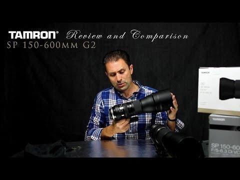 Tamron SP 150-600mm G2 Final Review   Part 1