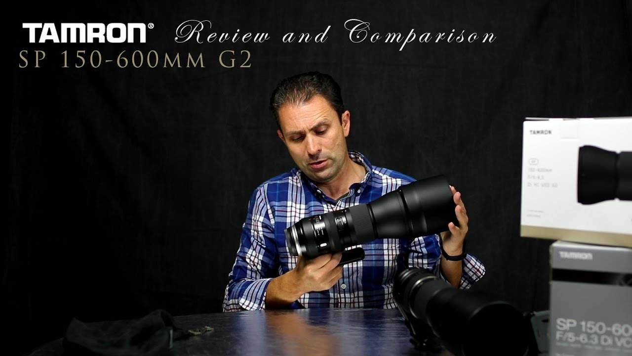 Tamron 150-600 G2 and Canon 100-400 II - FM Forums