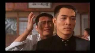 fist of legend chen zhen beating japanese dojo