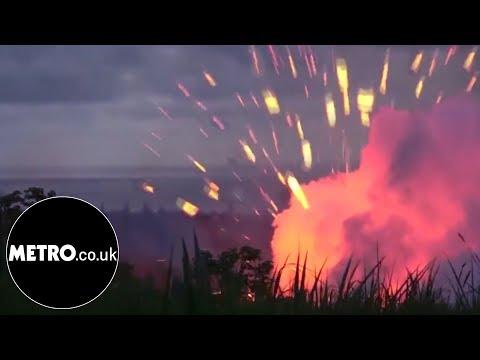 Bracing for a big explosion in Hawaii's Kilauea | Metro.co.uk