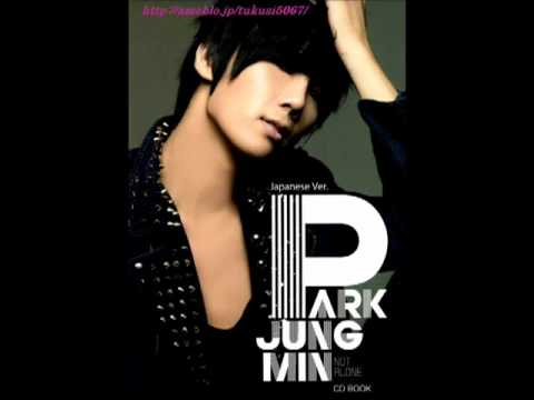 Park Jung Min -  Not Alone(Japanese Version) mp3 Download