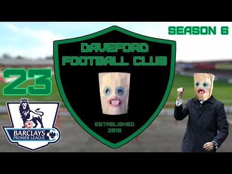 """Football Manager 16, This Is ... Daveford FC, Session 23, """"The Premier League & The Big Money"""""""