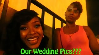 Vlog #129   Why Y'all Mad?   Our Wedding Pics...