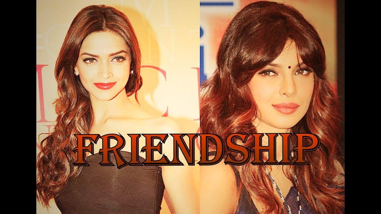 Deepika Padukone & Priyanka Chopra friendship - YouTube