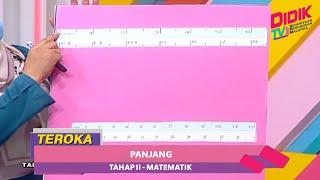 Teroka (2021)   Tahap II : Matematik : Panjang