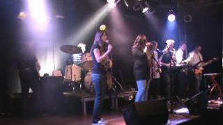 Muziekband Walking Fridge Optreden Escape Veenendaal 09-04-2011 Part 2