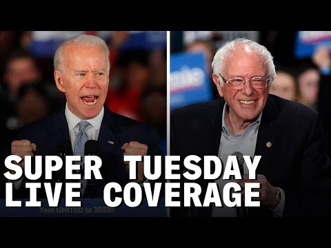 Super Tuesday Live Coverage