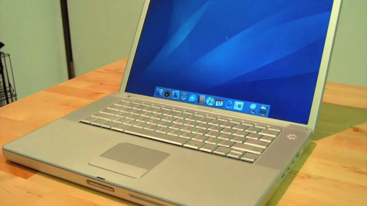 apple powerbook g4 review hd youtube rh youtube com apple powerbook g4 manual download Apple iBook G4