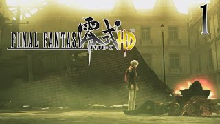 A NEW STORY! - Final Fantasy Type-0 HD 1 (FF Type-0 HD Gameplay/Commentary/PC)