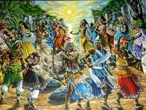 Why We Must Reconnect With the Orishas & Other African Deities  12 28 14