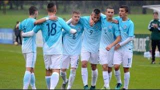 France U17 vs Slovenia U17 full match