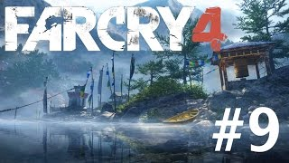 far cry 4 part 9 Gameplay (PS4/PC/XBOX ONE) FAR CRY 4 Mission SHOOT THE MESSENGER