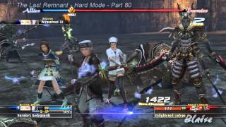 The Last Remnant - Hard Mode - Part 80 - The Enlightened Seven (Bonus Boss)