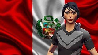 Estoy listo para Representar a Perú en Fortnite(¿Uno de los mejores jugadores de Perú?)