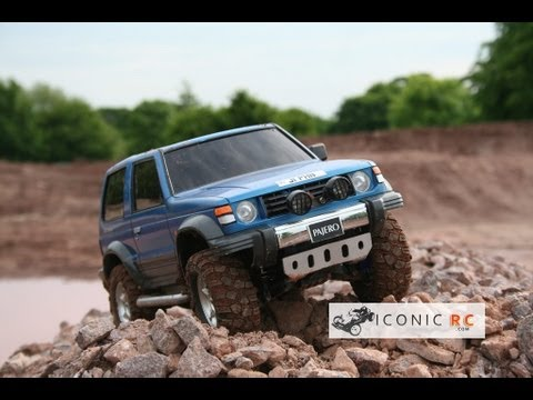 tamiya 49490 mitsubishi pajero metal top wide rc 4x4 cc 01 youtube. Black Bedroom Furniture Sets. Home Design Ideas