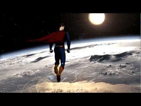 Superman Animation WIP
