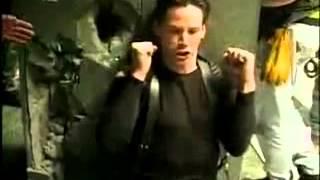 Съемки фильма Матрица ч1