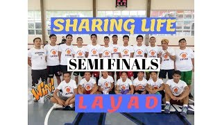 Sports for the Youth- Semi-Finals Game- Sharing Life Layad Team