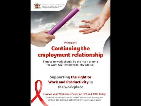 Principle 4 - Continuing the Employment Relationship