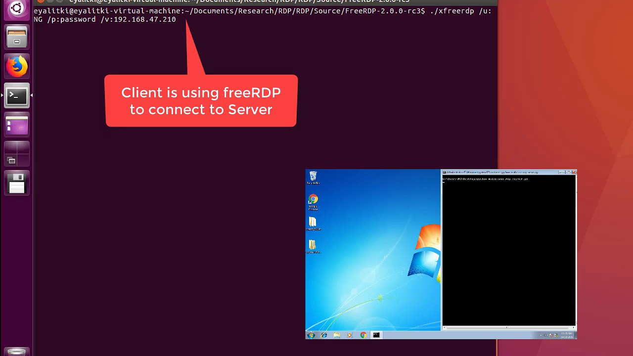 Reverse RDP Attack: Code Execution on RDP Clients - Check