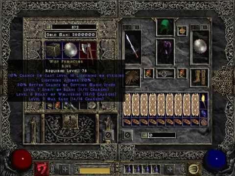 Diablo  Werewolf Build Pvm