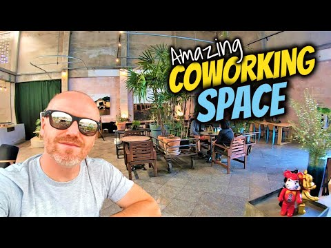 Amazing Hidden Thailand Coworking Space | Chiang Mai 2021