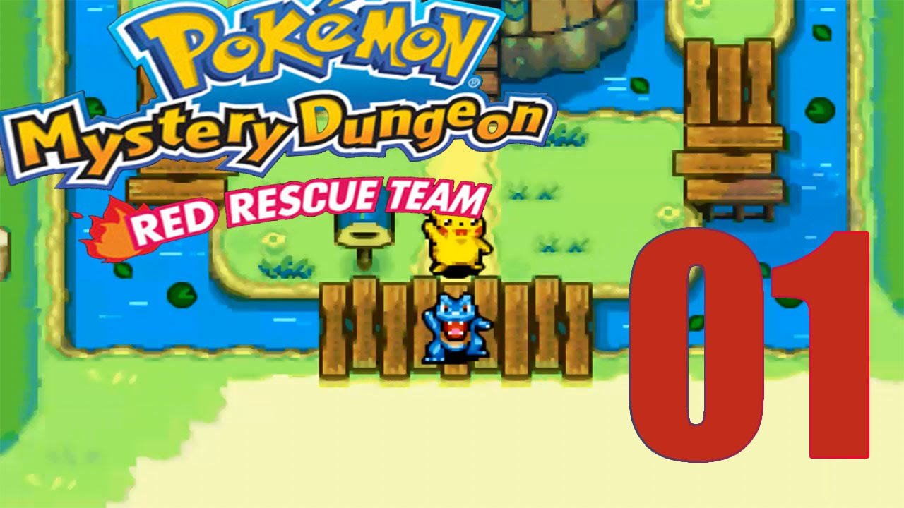 pokemon mystery dungeon squadra rossa da