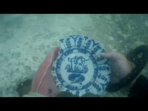 BWVI's 1715 Treasure Fleet Finds