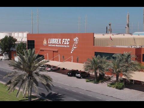 Lubrex FZC Company Profile | LEADING Engine Oil Manufacturer in UAE