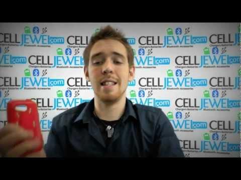 CellJewel.com - HTC Desire C /Wildfire C /Golf Red Hybrid Case