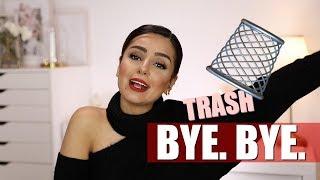 Beauty - MÜLL | Drogerie und High End aufgebraucht | top oder Flop?! ????| TamTam Beauty