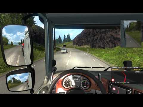 Euro Truck Simulator 2 Turku - Stockholm [Scandinavia]