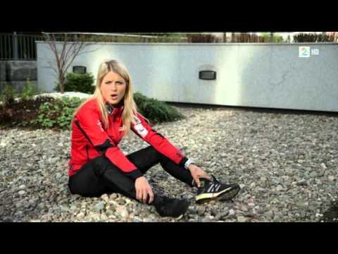 Therese Johaugs magetrening