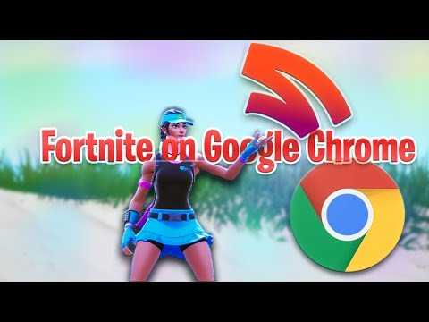 How To Play FORTNITE On GOOGLE CHROME! (Google Stadia Unveil - Play Any Game On Any Device)