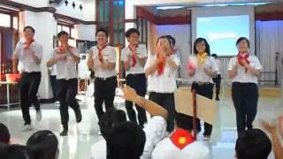 DHHT 2012 XC (25-08-2012)  XC- Pé Muốn lên Thiên Đàng.flv
