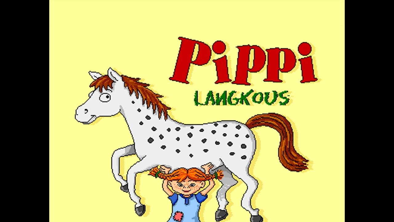 Citaten Pippi Langkous : Pippi langkous  nederlands pc game youtube