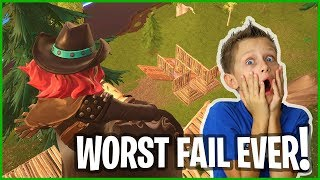 The Most Annoying Fall Damage!!!