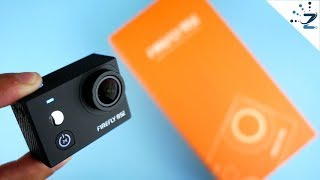Hawkeye Firefly 8SE 4K Action Camera Unboxing!