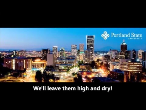 Portland State University Fight Song (What it should be!)