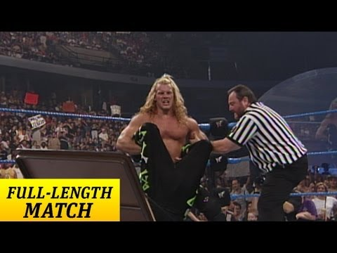 Chris Jericho's WWE In-Ring Debut