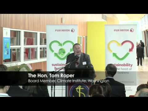 Global Green Plan Foundation - Living in 2030 rollout launch