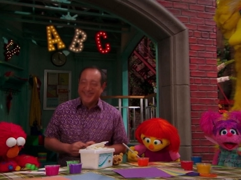 Autism Advocates Cheer New Sesame Street Muppet