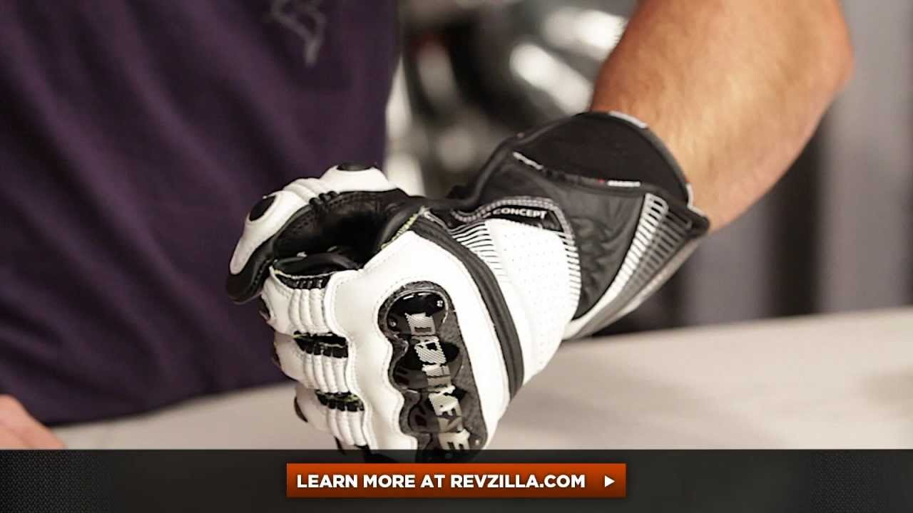 Motorcycle gloves guide -