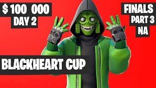 Fortnite Blackheart Cup Final PART 3 Highlights - NAE Day 2 [Fortnite Tournament 2019]
