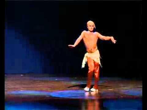 Это надо видеть! Мужской восточный танец живота.flv