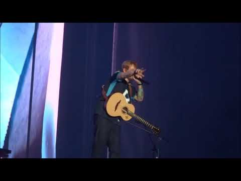 Ed Sheeran - Shape Of You @ Nissan Stadium, Nashville 06/10/18