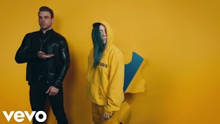 Cover images Billie Eilish ft. Justin Bieber - bad guy