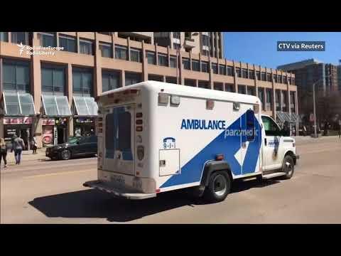 Pedestrians Killed In Toronto Van Attack