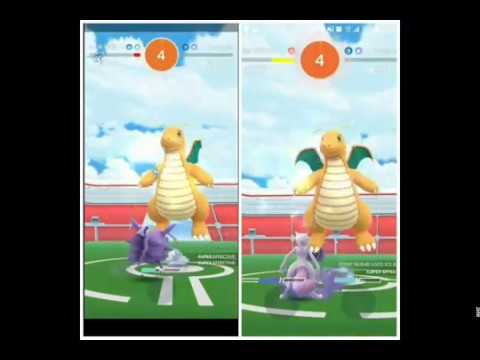 12 Unique DT/H Dragonite Duo (No Weather Boost, Relobby)