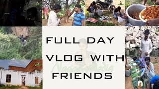 Full day vlog with friends - funny vlog - DIML in tamil - nagas media vlog - funny tamil vlog